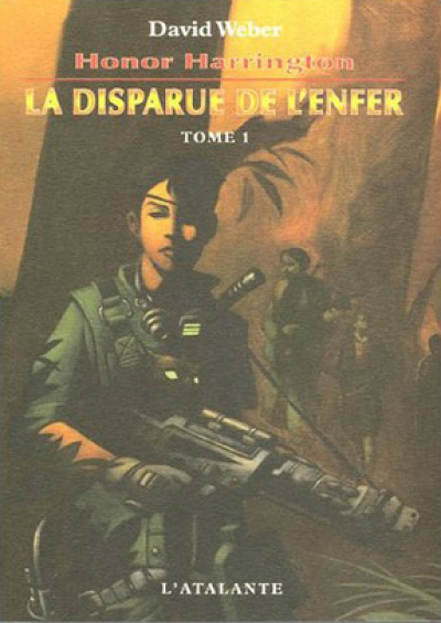 La Disparue de l'Enfer